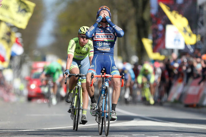 NETHERLANDS CYCLING AMSTEL GOLD RACE